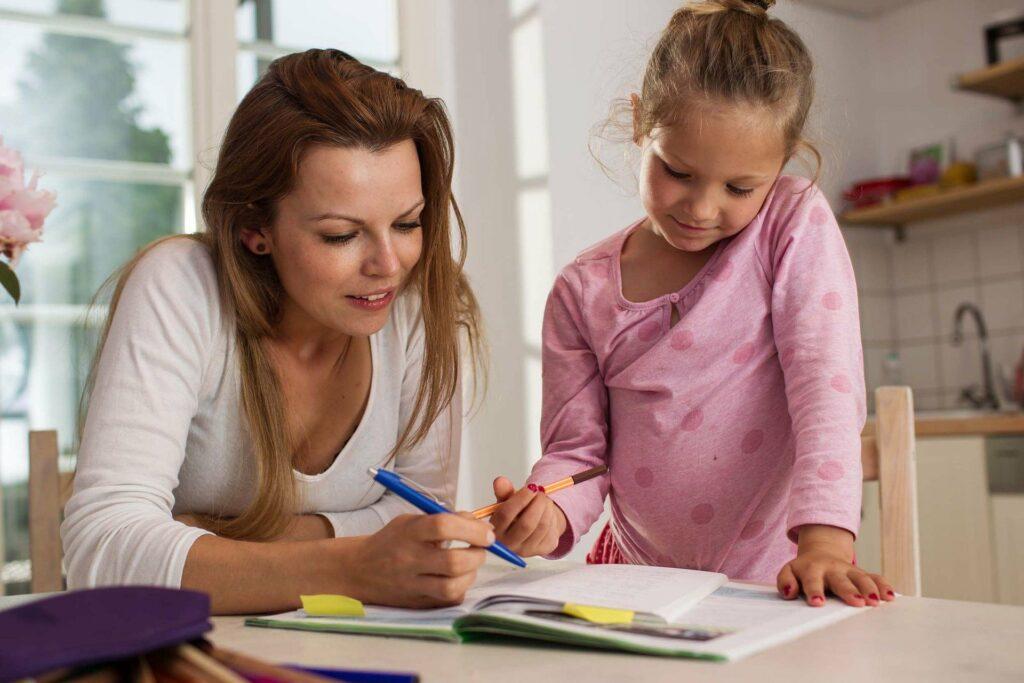 Родителска подкрепа, помощ