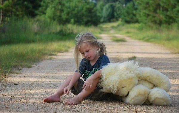 Стрес дете помощ