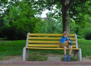 Детски страхове - 4 навика, които пречат на децата да се справят