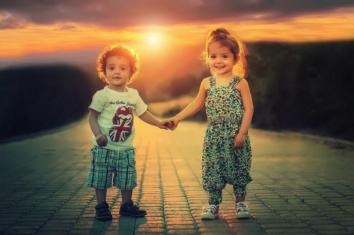 деца характер интелигентност семейство отношения между братя и сестри психолог детски психолог